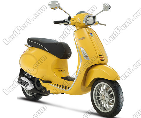 Scooter Vespa Sprint 125 (2014 - 2021)