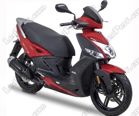 Scooter Kymco Agility 125 City 16+ (2014 - 2020)