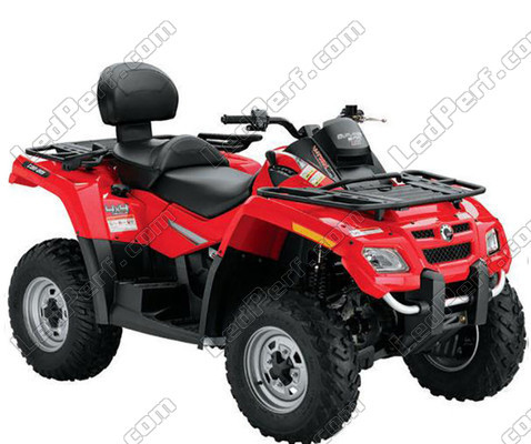 Quad Can-Am Outlander Max 500 G1 (2007 - 2009) (2007 - 2009)