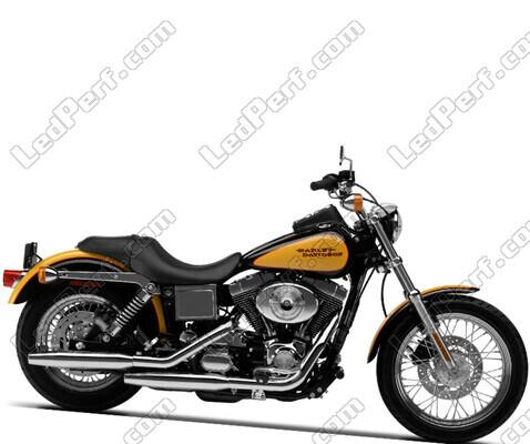 ampoule led pour harley davidson low rider 1450. Black Bedroom Furniture Sets. Home Design Ideas