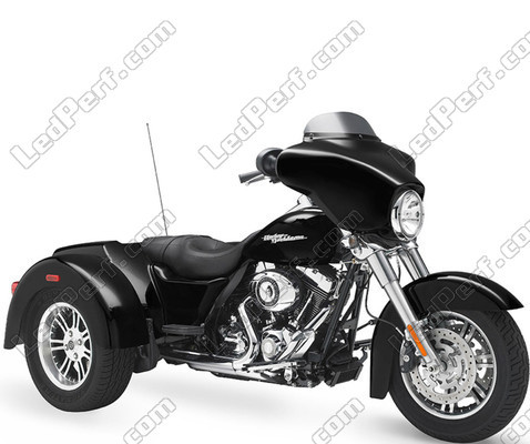 ampoules led pour harley davidson street glide trike 1690. Black Bedroom Furniture Sets. Home Design Ideas