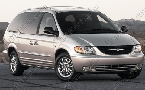Voiture Chrysler Voyager S4 (2001 - 2007)