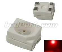 Led TL PLCC4 - Rouge - 130mcd