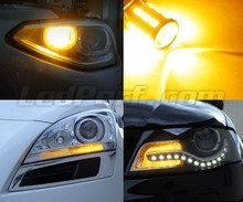 Pack clignotants avant Led pour Mercedes CLA Shooting Break (X117)