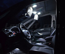 Pack intérieur luxe full leds (blanc pur) pour Ford S-MAX