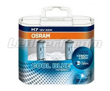 Pack de 2 Ampoules H7 Osram Cool Blue Intense