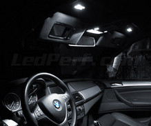 Pack intérieur luxe full leds (blanc pur) pour BMW Serie 7 F01 F02