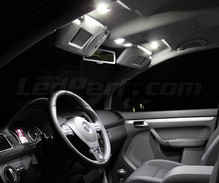 Pack intérieur luxe full leds (blanc pur) pour Volkswagen Sharan 7N