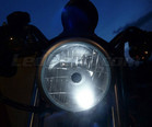 Pack veilleuses à led (blanc xenon) pour Harley-Davidson Sportster 883