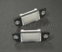 Pack de 2 modules led plaque immatriculation arrière FORD (type 2)