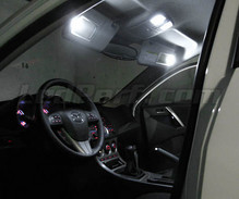 Pack intérieur luxe full leds (blanc pur) pour Mazda 3 phase 2