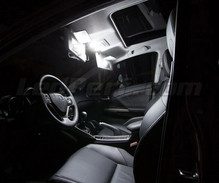 Pack intérieur luxe full leds (blanc pur) pour Honda Accord 7G