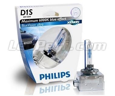 ampoule x non d1s philips bluevision ultra 6000k 85415bvuc1. Black Bedroom Furniture Sets. Home Design Ideas