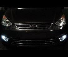 Pack veilleuses à led (blanc xenon) pour Ford Galaxy