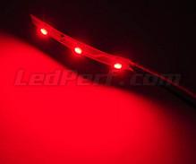 bande autocollante de led cms rouge. Black Bedroom Furniture Sets. Home Design Ideas