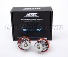 Pack angel eyes à leds Type 1 pour BMW E87 E60 E39 E63 E64 E65 E66 E53 - MTEC V3