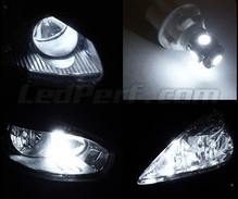 Pack veilleuses à led (blanc xenon) pour Opel Meriva A