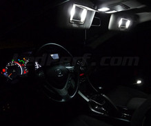 Pack intérieur luxe full leds (blanc pur) pour Honda Accord 8G