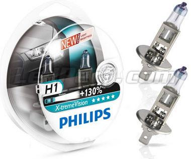 pack de 2 ampoules h1 philips x treme vision 130 px26d. Black Bedroom Furniture Sets. Home Design Ideas