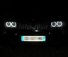 Pack angel eyes à leds pour BMW X3 E83 - MTEC V3
