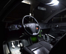 Pack intérieur luxe full leds (blanc pur) pour Volvo S40