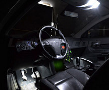 Pack intérieur luxe full leds (blanc pur) pour Volvo V50
