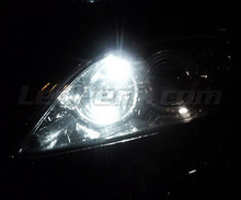 Pack veilleuses à led (blanc xenon) pour Mazda 6 phase 1