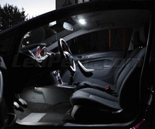 Pack intérieur luxe full leds (blanc pur) pour Ford Fiesta MK7