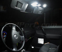 Pack intérieur luxe full leds (blanc pur) pour Volkswagen Polo 9N3