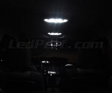 Pack intérieur luxe full leds (blanc pur) pour Renault Scenic 2