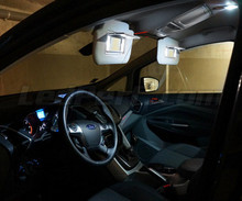Pack intérieur luxe full leds (blanc pur) pour Ford C-MAX MK2
