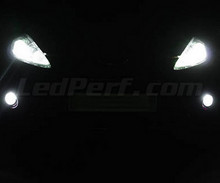 Pack antibrouillards à led (blanc xenon) pour Ford Fiesta MK7