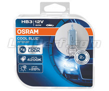 Pack de 2 Ampoules HB3 Osram Cool Blue Intense