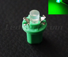 Led sur support type 1 verte 12V (w1.2w)