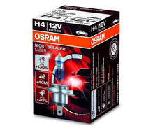 Ampoule H4 Osram Night Breaker Laser +130%