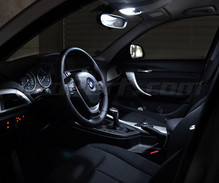 Pack intérieur luxe full leds (blanc pur) pour BMW Serie 1 F20 F21