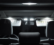 Pack intérieur luxe full leds (blanc pur) pour Toyota Prius