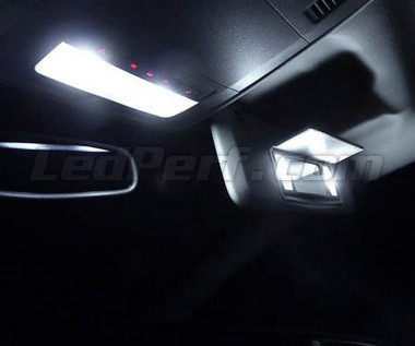 Pack full leds int rieur pour opel mokka for Interieur opel mokka