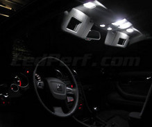 Pack intérieur luxe full leds (blanc pur) pour Seat Exeo ST