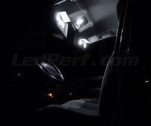 Pack intérieur luxe full leds (blanc pur) pour Renault Megane 1 phase 2