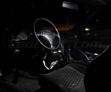 Pack intérieur luxe full leds (blanc pur) pour Honda Prelude 5G