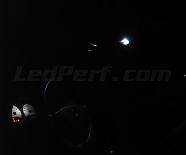 Pack intérieur luxe full leds (blanc pur) pour Opel Zafira A