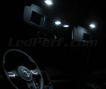 Pack intérieur luxe full leds (blanc pur) pour Volkswagen Scirocco