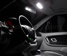 Pack intérieur luxe full leds (blanc pur) pour Skoda Roomster