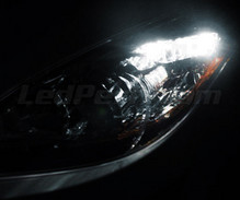 Pack veilleuses à led (blanc xenon) pour Mazda 3 phase 2