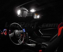 Pack intérieur luxe full leds (blanc pur) pour Toyota GT 86