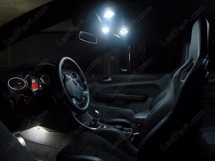 Led FORD FOCUS 2010 RS Tuning