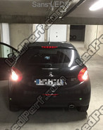 Led PEUGEOT 208 2012 Allure Allure Tuning