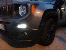 Led JEEP RENEGADE 2016 Brooklyn édition  Tuning