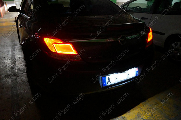 Led OPEL INSIGNIA 2009 COSMO PACK Tuning